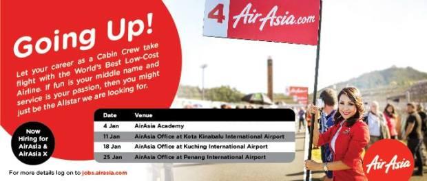 pramugari Air Asia