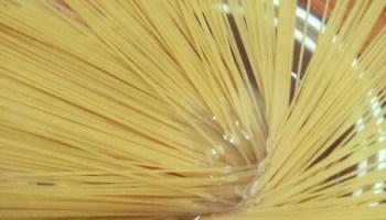 Masak spageti