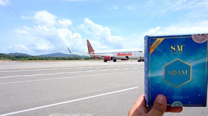 Jom terbang bersama SM Parfum