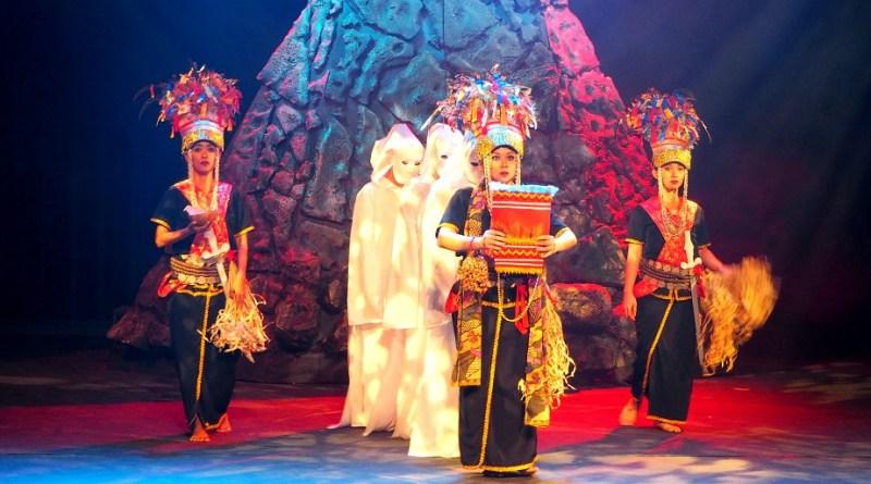 Teater Latana The Bobohizan Di ASWARA