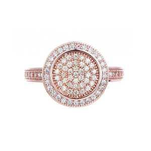 טבעת מכסף לאישה