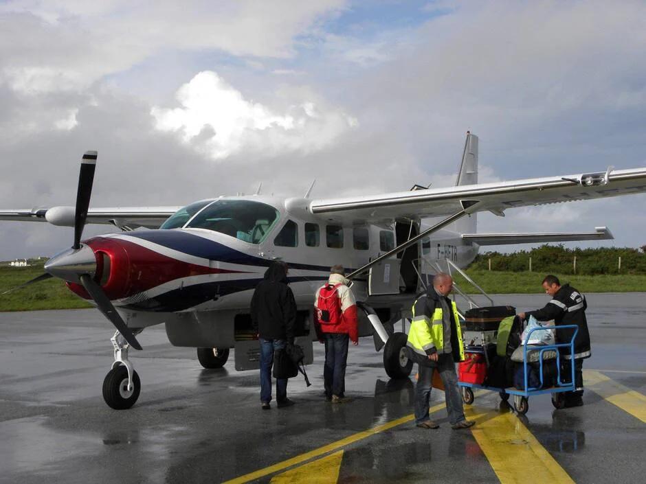 You are currently viewing Liaison aérienne Vannes vers Belle-Île en Mer