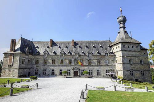Photographie du Château de Chimay