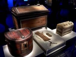 Coffres du tombeau de Toutânkhamon