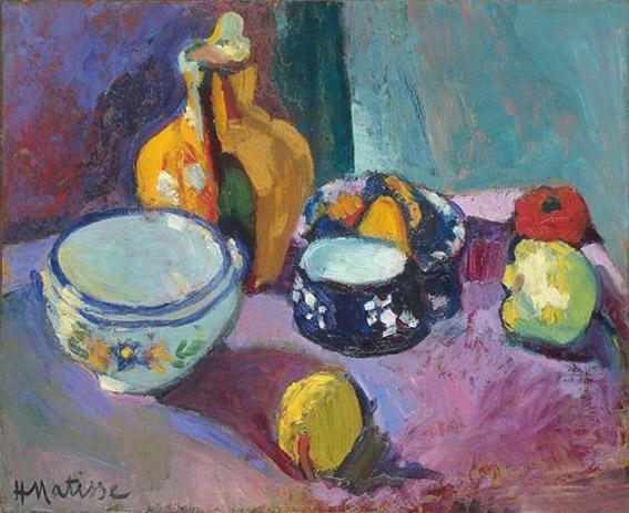 Tableau de Matisse