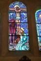 (10) Eglise Les Molières Essonne 91 - Christ en croix