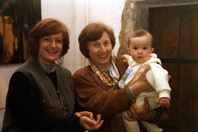 Annamaria Iacuele, Maria Pia Rosati, Maria Ying