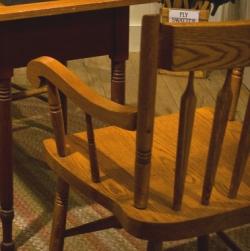 michigan amish chair