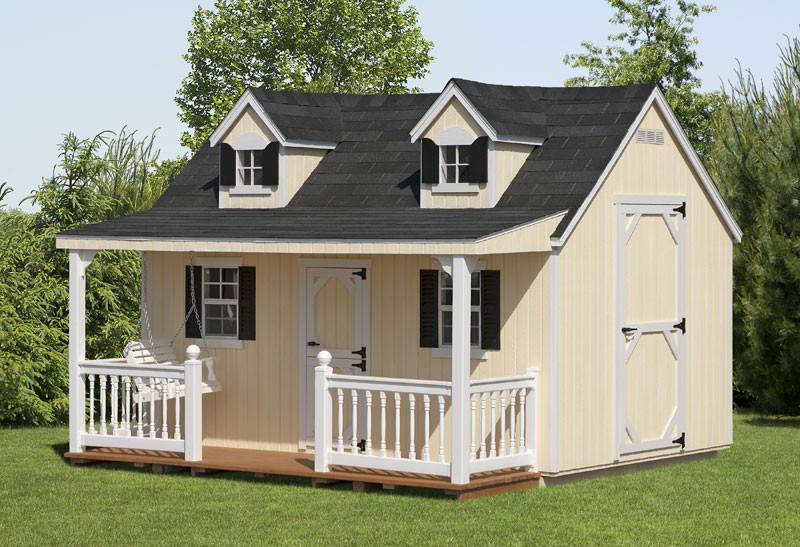 Amish Playhouses Amp Wood Playgrounds For Sale In Oneonta NY Amish Barn Company