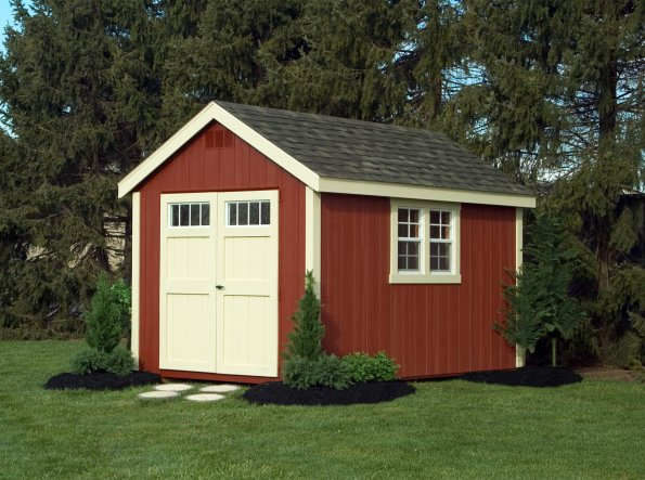 Building Storage Shed