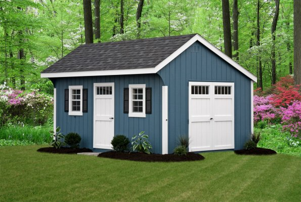 Backyard Barns And Sheds