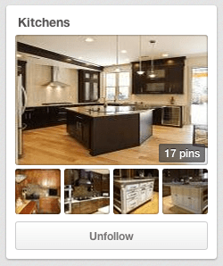 Plan your New Kitchen with Pinterest