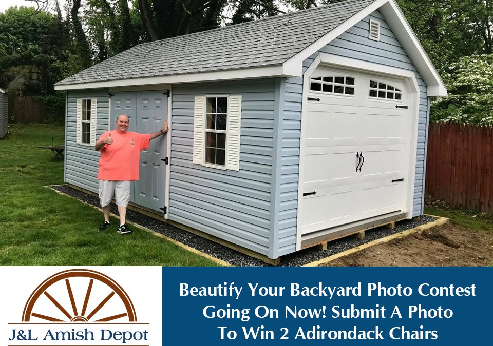 Beautify Your Backyard Photo Contest