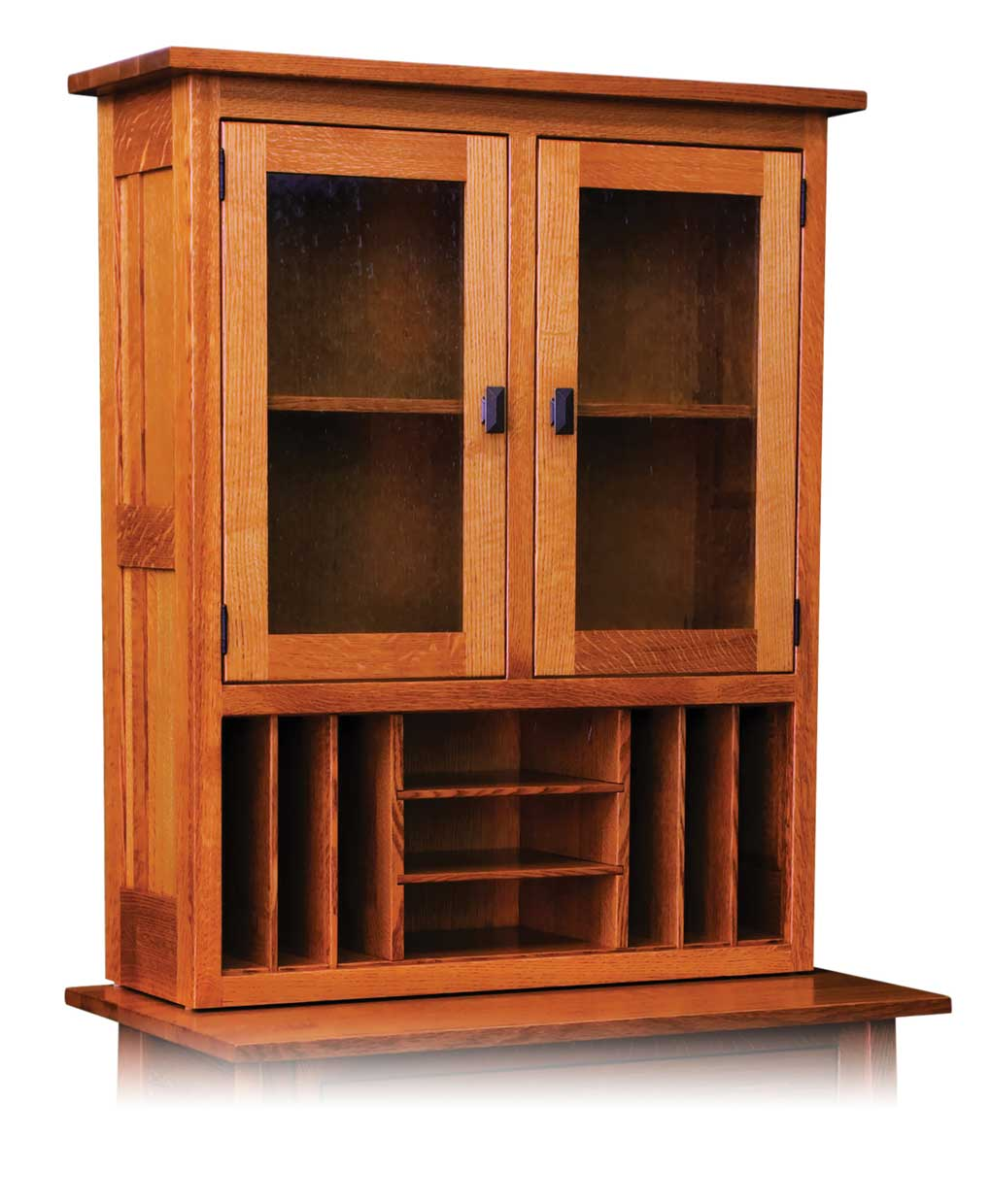 Freemont Mission Lateral File Cabinet