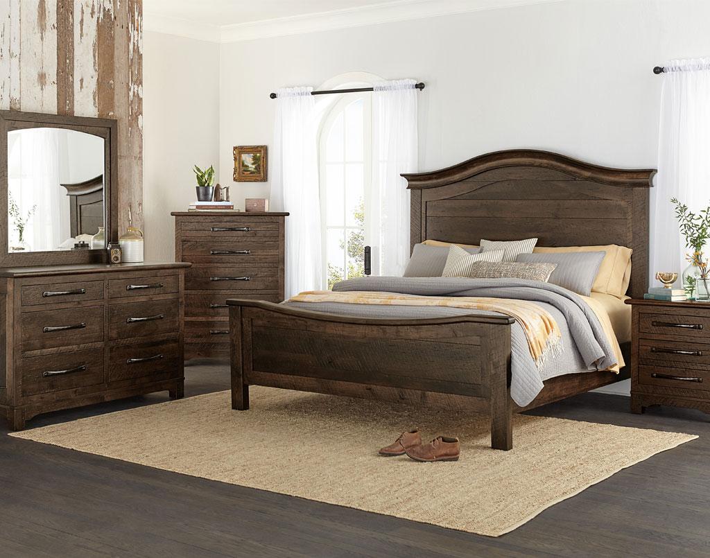 farmhouse signature bed