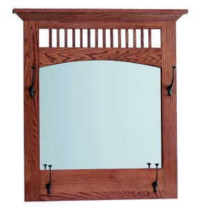Country Classic Collection 088 Mission Wall Mirror