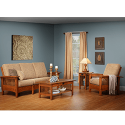 Craftsman Collection Mission Collection Living Room
