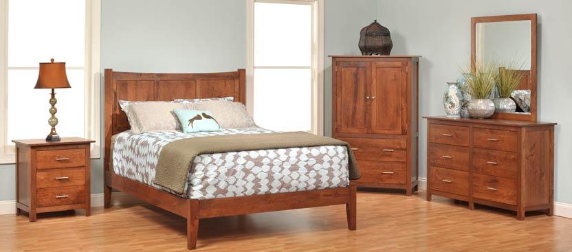 Millcraft Amish Bedroom