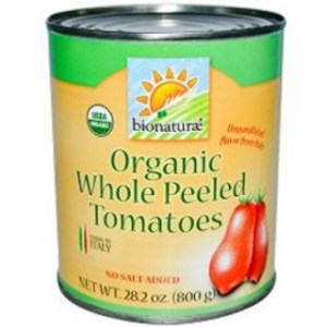 Bionaturae Organic Whole Peeled Tomatoes