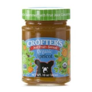 Crofter's Organic Apricot Spread