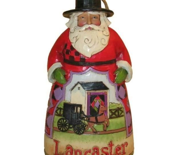 Jim Shore Amish Santa