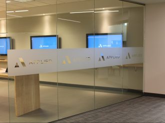Applied Systems - Frosted Glass Strip