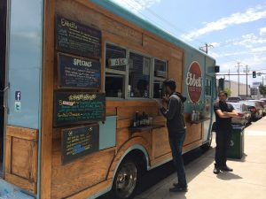 vehicle wraps for food trucks in Frederick MD