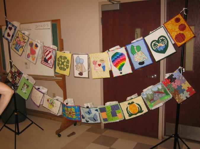 PPQs on display