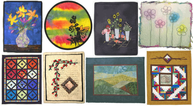 Auction Quilts