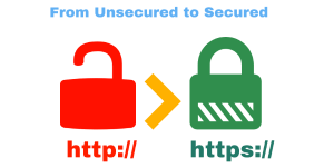 How to change a HTTP website to HTTPS