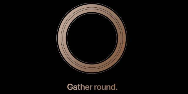 Gather Round - next iPhone XS would be released