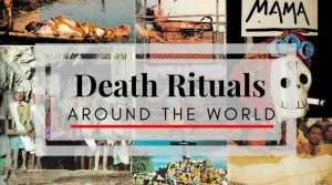 Death Rituals in various countries and communities