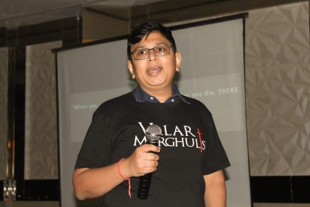 Amit Gupta - Business and strategy Games of thrones