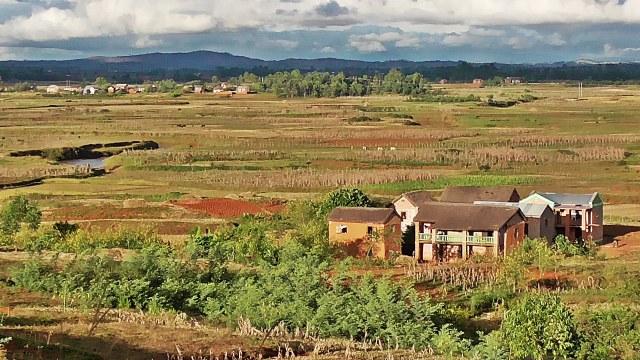 Village du district de Ihazolava