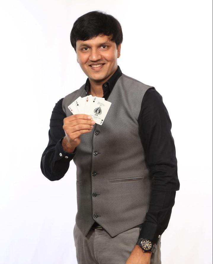 best magician in pune amit kalantri