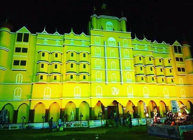 ताज होटल का निर्माण ,भागलपुर (BHAGALPUR,BIHAR )