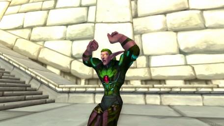 Night Elf Male Dance