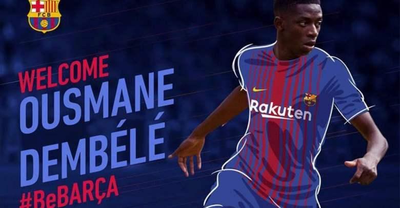 Photo of عثمان ديمبلي ! جميع أهداف لاعب برشلونة الجديد خلال مسيرته الإحترافية | All goals of Ousmane Dembélé