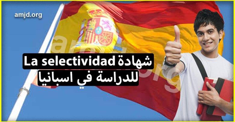 امتحان Selectividad للطلبة الذين يريدون الدراسة في اسبانيا