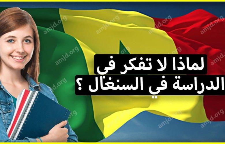 معلومات عامة عن الدراسة في السنغال للطلبة المغاربة
