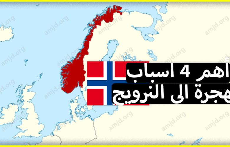 هذه هي الأسباب التي تجعل الشخص يقرر الهجرة الى النرويج بدون تردد