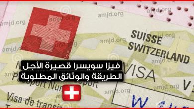Photo of السفر الى سويسرا 2019 .. هذا ما يجب عليك فعله لاستخراج فيزا سويسرا القصيرة الأجل