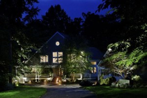 Outdoor Lighting for a long driveway