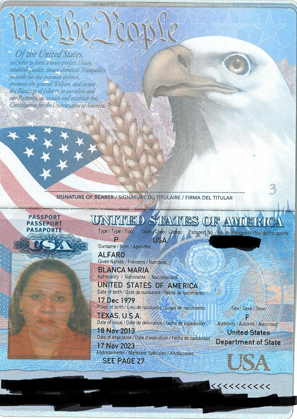 ONCE DEPORTED AND EXILED U.S. CITIZEN IS OFFICIALLY RECOGNIZED AS ...