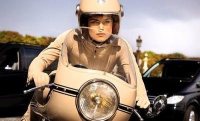 Motorfietsen als filmsterren