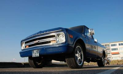 Chevrolet gestolen
