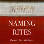 Blog Tour & Review: Naming Rites by Gary Boelhower
