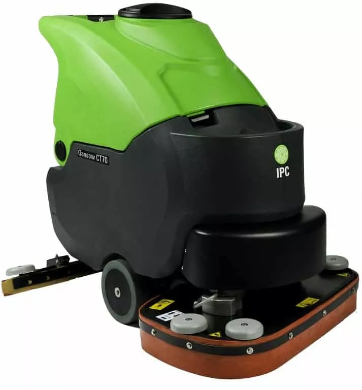 CT70BT60 24 Inch Automatic Scrubber – Gallery