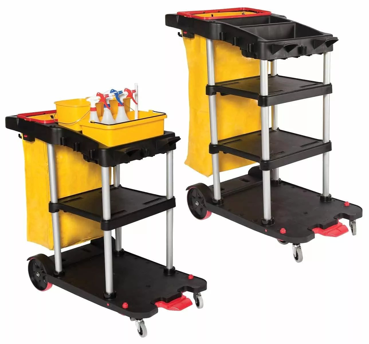 Global – Janitor Carts – Gallery