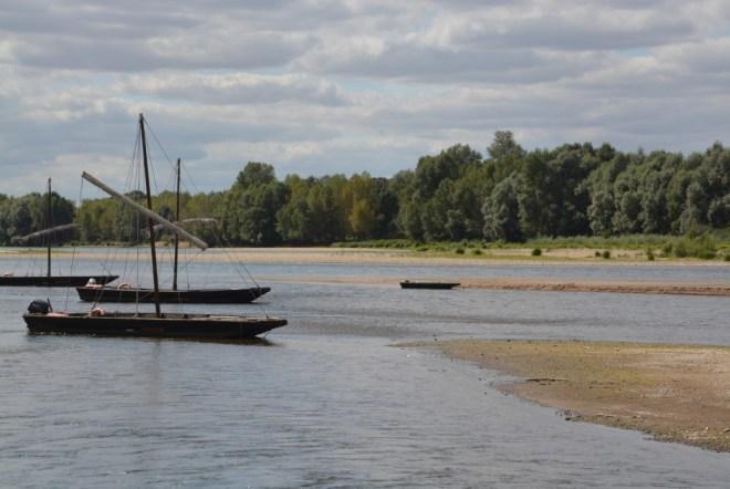 Beschaulichkeit an der Loire bei Chaumont